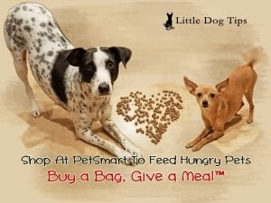 Buy a Bag, Give A Meal from PetSmart #ad