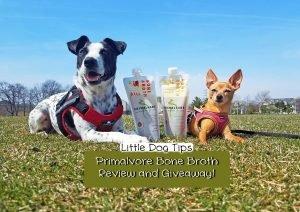 Primalvore Bone Broth review - benefits for dog health