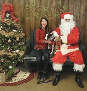 Take Your Dog To See Santa